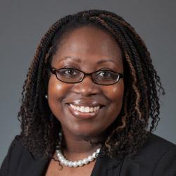 Dr Suzette Oyeku