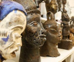Authentic African art from Otis Williams