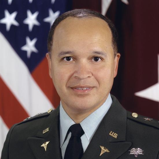 Major General (Ret) George A. Alexander, MD