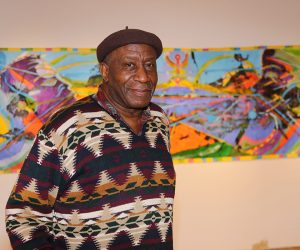 Art Breaking Boundaries (A Multicultural Exhibit)